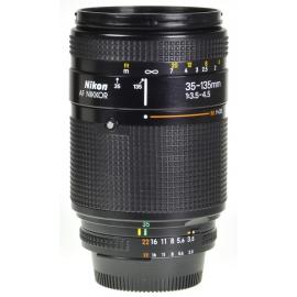 Nikon AF Nikkor 35-135mm f/3.5-4.5