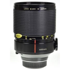 Ricoh XR Rikenon Reflex 600mm f/8 - Pentax K