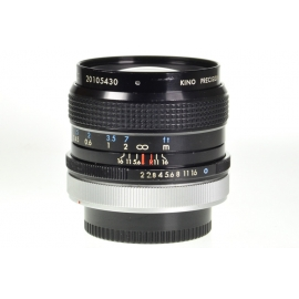 Kiron Kino Precision 28mm f/2 MC - Canon FD