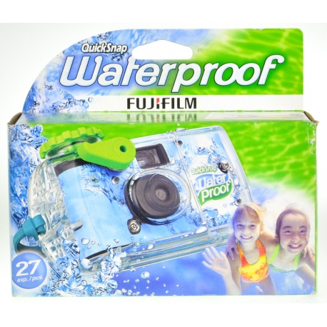 Fujifilm Quicksnap Waterproof