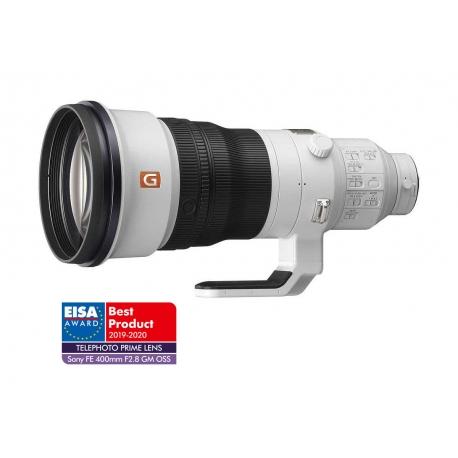 Sony FE 400mm F2.8 GM OSS objective