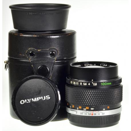 Olympus OM-System E.Zuiko Auto-T 100mm f/2.8