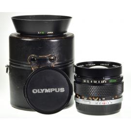 Olympus OM-System Zuiko MC Auto-W 35mm f/2