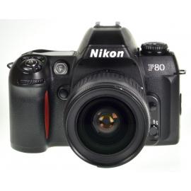 Nikon F80 + AF Nikkor 28-80mm f/3.5-5.6 G
