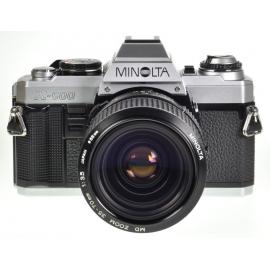 Minolta X-500 + MD Zoom 35-70mm f/3.5