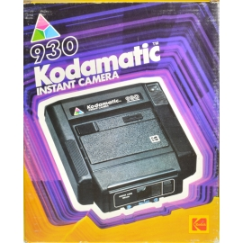 Kodak Kodamatic 930 Instant Camera