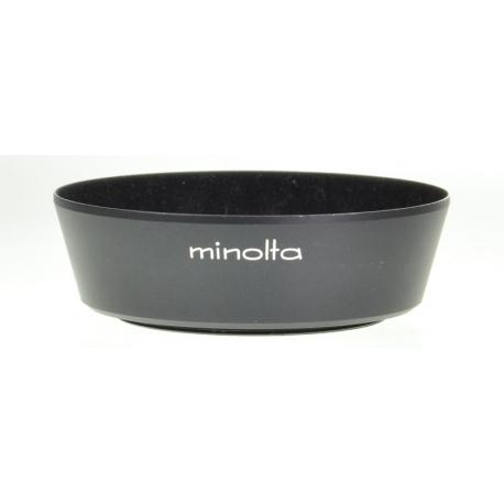 Minolta 35mm f/2.8 Lens Hood