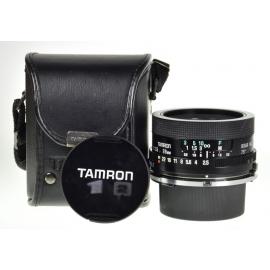 Tamron 28mm f/2.5 Adaptall 2 - Nikon Ai