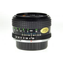 Mitakon 28mm f/2.8 Wide MC - Olympus OM