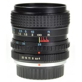 Tokina 25-50mm f/4 RMC - Pentax K