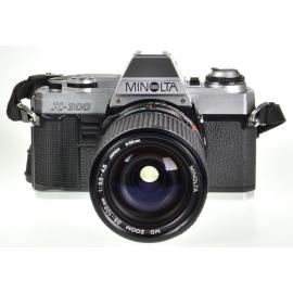 Minolta X-300 + MD Zoom 35-105mm f/3.5-4.5