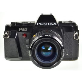 Pentax P30 + SMC Pentax-A 35-70mm f/3.5-4.5
