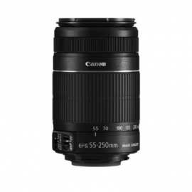Canon EF-S 55-250mm f/4-5.6 IS II objective