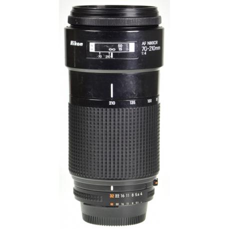 Nikon AF Nikkor 70-210mm f/4