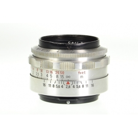 Carl Zeiss Jena Tessar 50mm f/2.8 - Altix