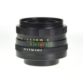 KMZ Helios-44M-4 58mm f/2 - M42