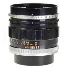 Canon FL 85mm f/1.8