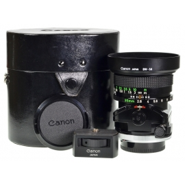 Canon TS 35mm f/2.8 S.S.C.