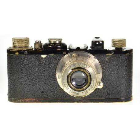 Leica I Model C + Elmar 50mm f/3.5