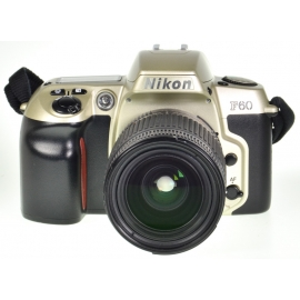Nikon F60 + AF Nikkor 28-80mm f/3.5-5.6D