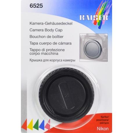Kaiser Body Cap - Nikon