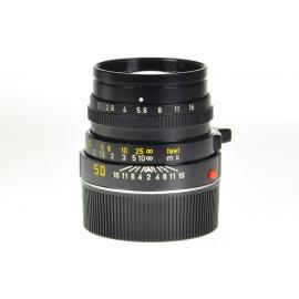 Leica 50mm f/2 Summicron-M v4