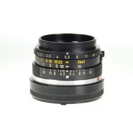 Leica Summicron 35mm f/2 III