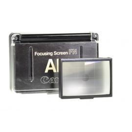 Canon Focusing Screen FN type AD
