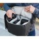 Peak Design Everyday Backpack Kamerareppu 20 l v2 - Musta