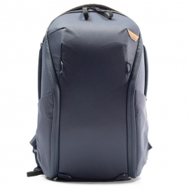 Peak Design Everyday Backpack zip 20l Kamerareppu - Tumman sininen
