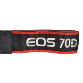 Canon EOS 70D strap