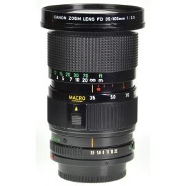 Canon FDn 35-105mm f/3.5