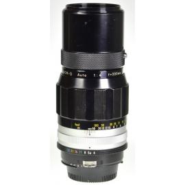 Nikon Nikkor-Q 200mm f/4 Auto Ai