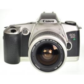 Canon EOS 500N + EF 28-90mm f/4-5.6