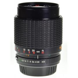 Tokura 35-70mm f/2.8-3.8 MC Auto Zoom - Pentax K