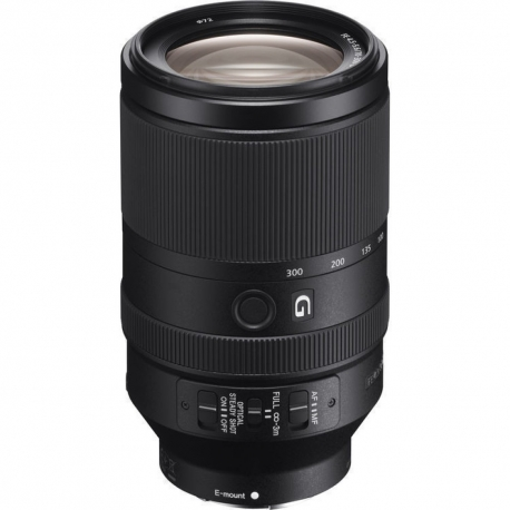 Sony FE 70-300mm F/4.5-5.6 G OSS objective