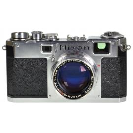 Nikon S2 + 5cm f/1.4 Nikkor-S.C