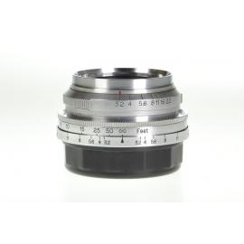 Canon Serenar 35mm f/3.2 - LTM