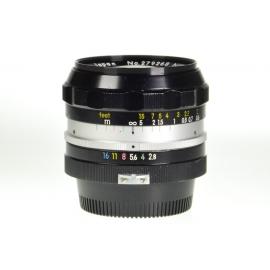 Nikon Nikkor-N Auto 24mm f/2.8 - Pre-Ai
