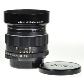 Pentax Super-Takumar 55mm f/1.8 - M42