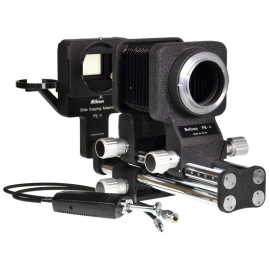 Nikon Bellows PB-4 + Slide Copying Adapter PS-4