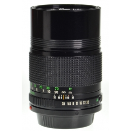 Canon FDn 135mm f/3.5