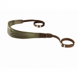EDDYCAM  Monochrome M (42mm) camera strap green