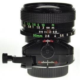 Canon TS 35mm f/2.8 - NIKON