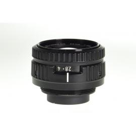 Nikon EL-Nikkor 50mm f/2.8 suurennuskoneobjektiivi
