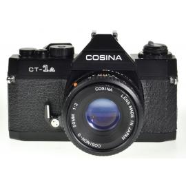 Cosina CT-1A + 50mm f/2 Cosinon-S