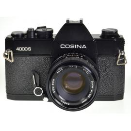 Cosina 4000 S + Cosinon Auto 50mm f/1.9