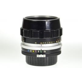 Nikon Micro-Nikkor 55mm f/3.5 Auto