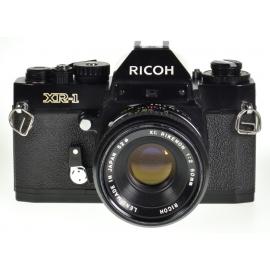 Ricoh XR-1 + XR Rikenon 50mm f/2