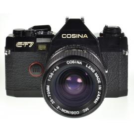Cosina CT7 + 35-70mm f/3.5-4.5 Cosinon-Z MC